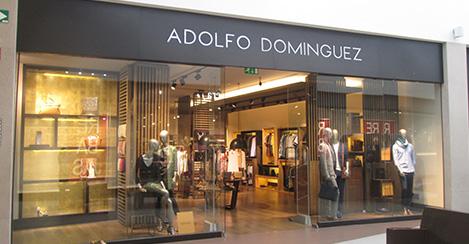 Galer as celaya tienda for Tiendas adolfo dominguez valencia