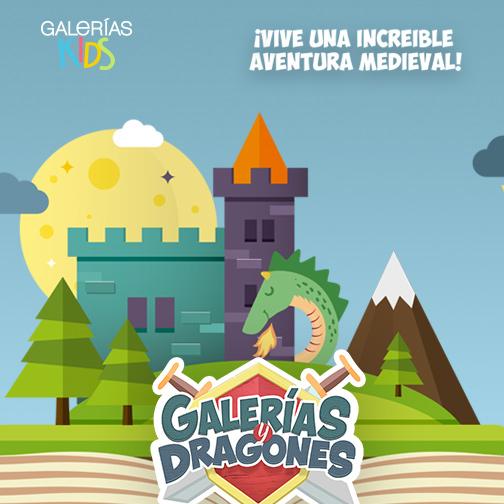 Galerías y Dragones