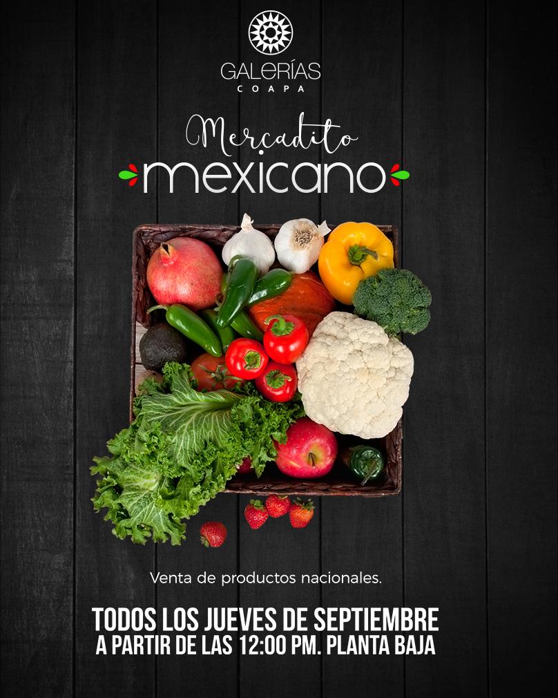 Mercadito mexicano