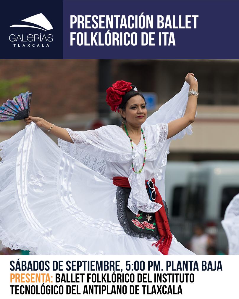 Ballet Folklórico de Ita