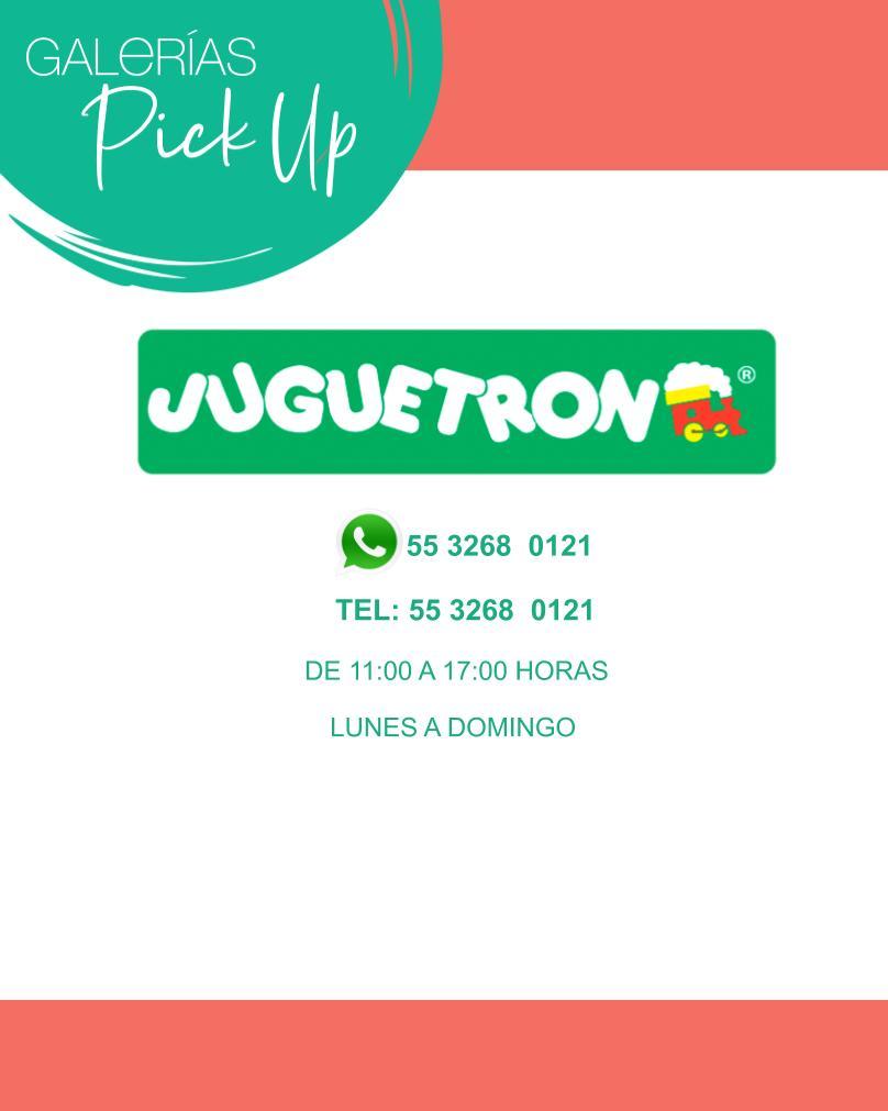 JUGUETRON