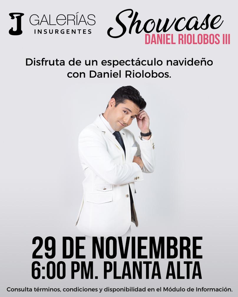 Showcase Daniel Riolobos III