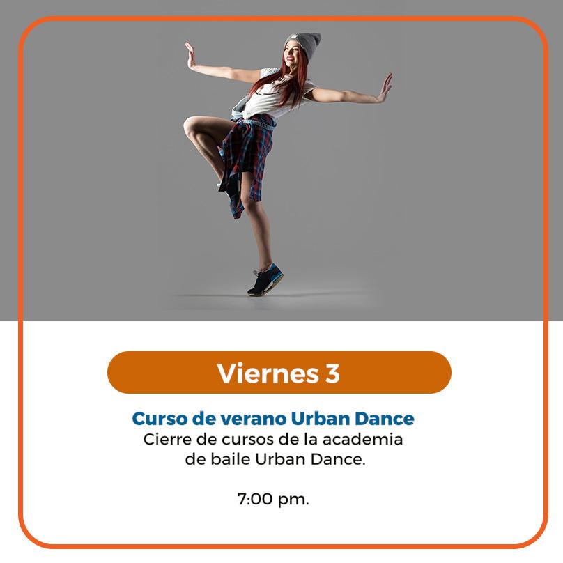 Curso de Verano Urban Dance
