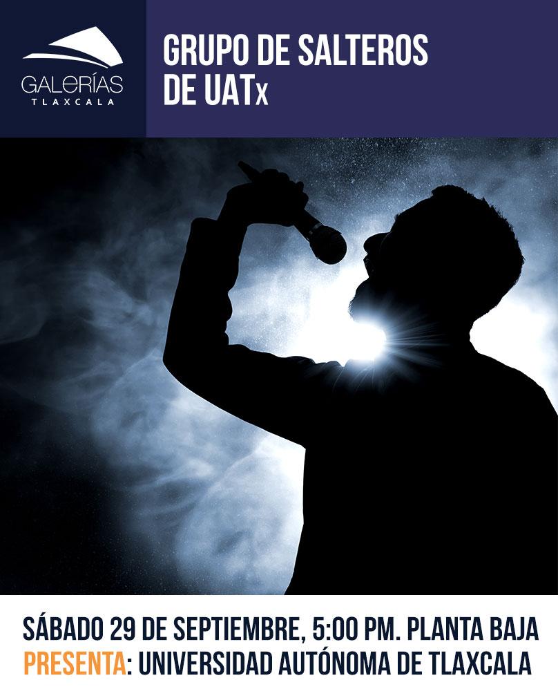 Grupo de Salteros de UATx