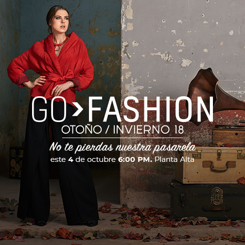 Go Fashion Otoño-Invierno 2018
