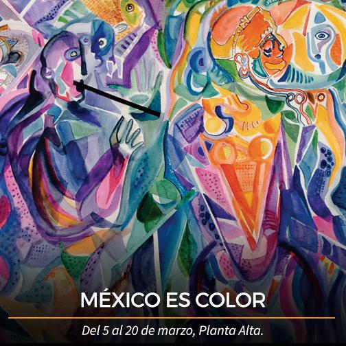 México es color