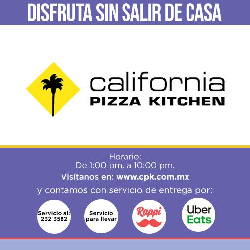 Pizza California Kitchen