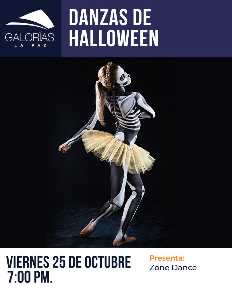 Danzas de Halloween