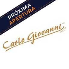 Carlo Giovanni - Próxima apertura
