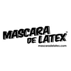 Máscara de latex