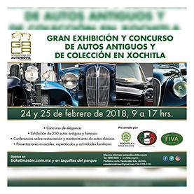 Xochitla Expo Autos