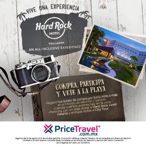 Vive una experiencia Hard Rock Hotel