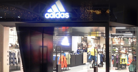 adidas outlet toluca