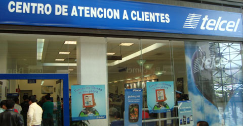 Alcatel mobile   Mexico - Contactanos