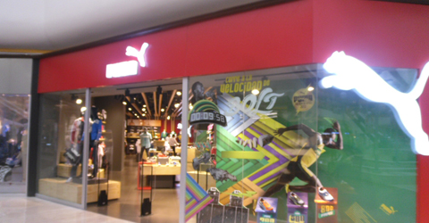 tienda puma